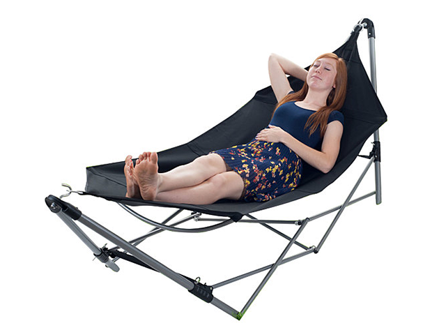 The Stalwart Portable Hammock is 40 percent off today