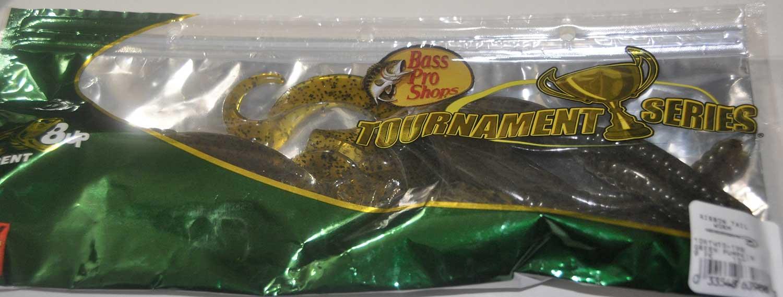 Bass Pro Ribbontail Worm