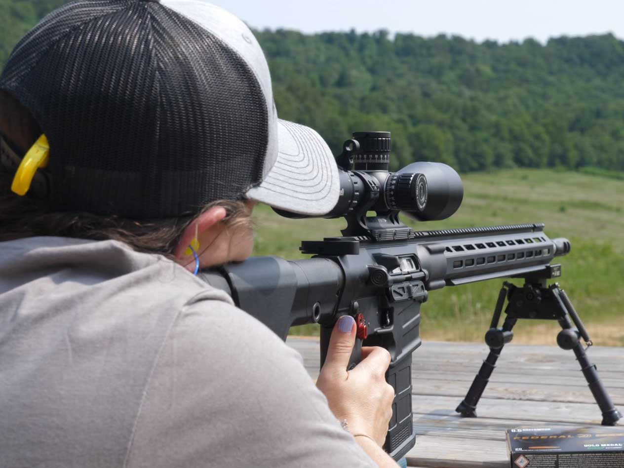Range Reporters: The Right Grip for Precision Shooting