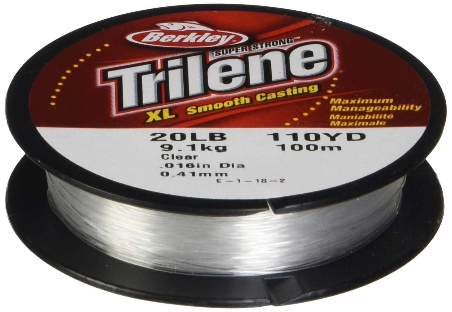Trilene monofilament line