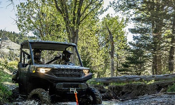 Polaris' New, Affordable Ranger 1000 Should Be a Hunting Camp Favorite