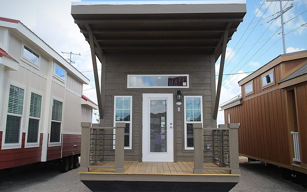 Tiny Home, Titan Park Model Homes Baja RV home