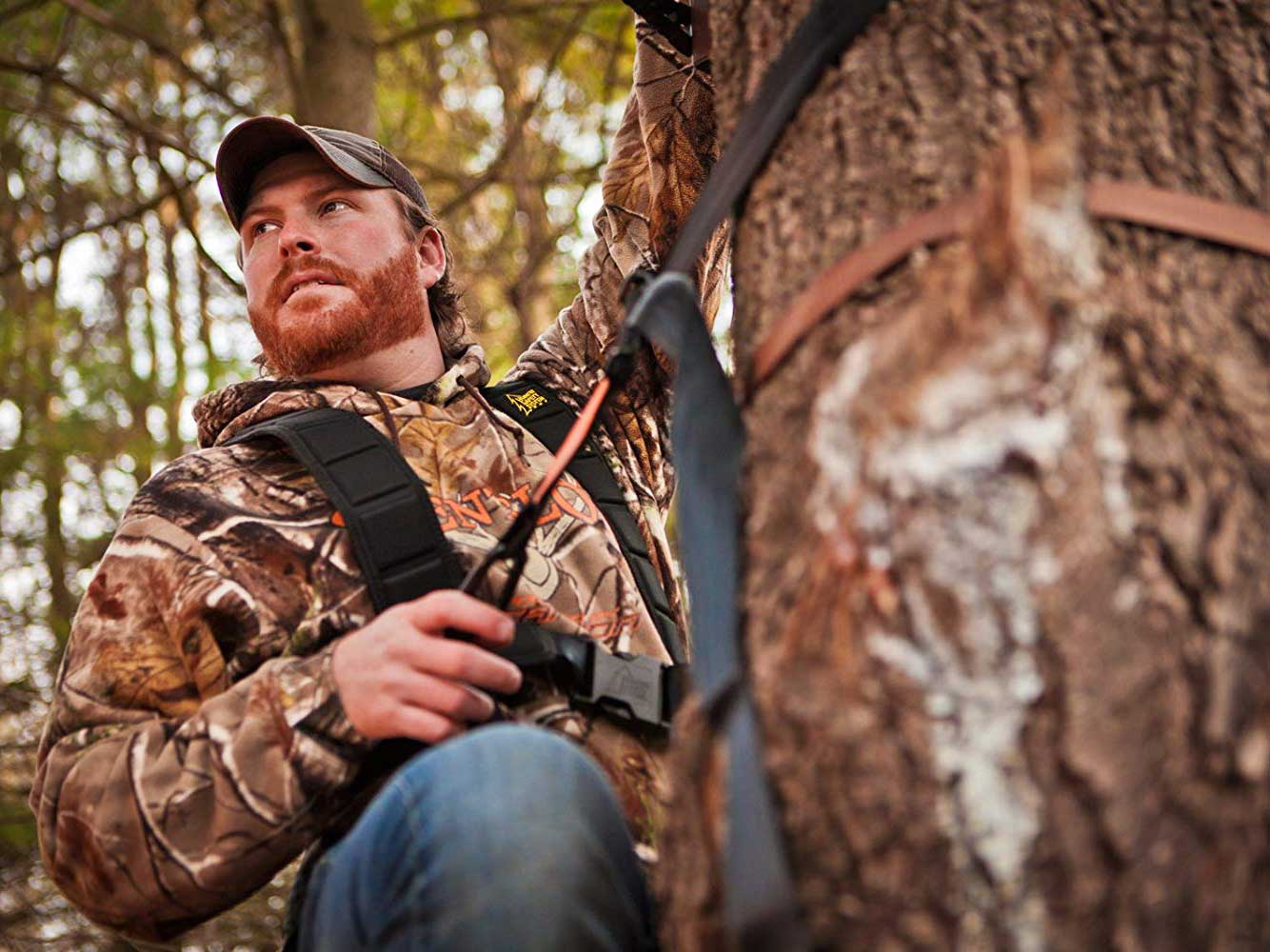 3 Keys to Staying Safe in a Tree Stand