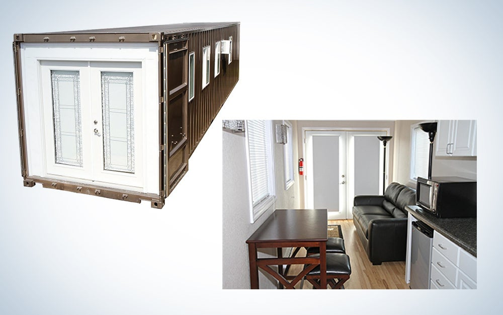 MODS 40 Foot Tiny Home