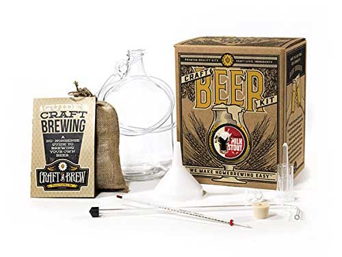 Craft a Brew Make Your Own Beer Kit