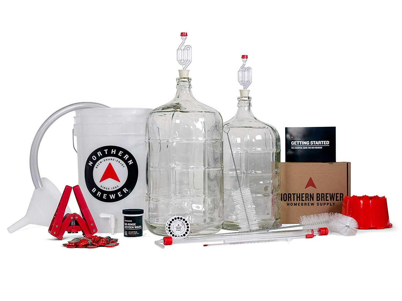 Northern Brewer Deluxe Homebrew Starter Kit
