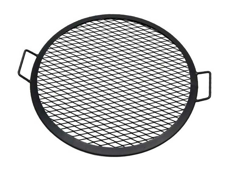 Sunnydaze X-Marks Fire Pit Cooking Grill Grate