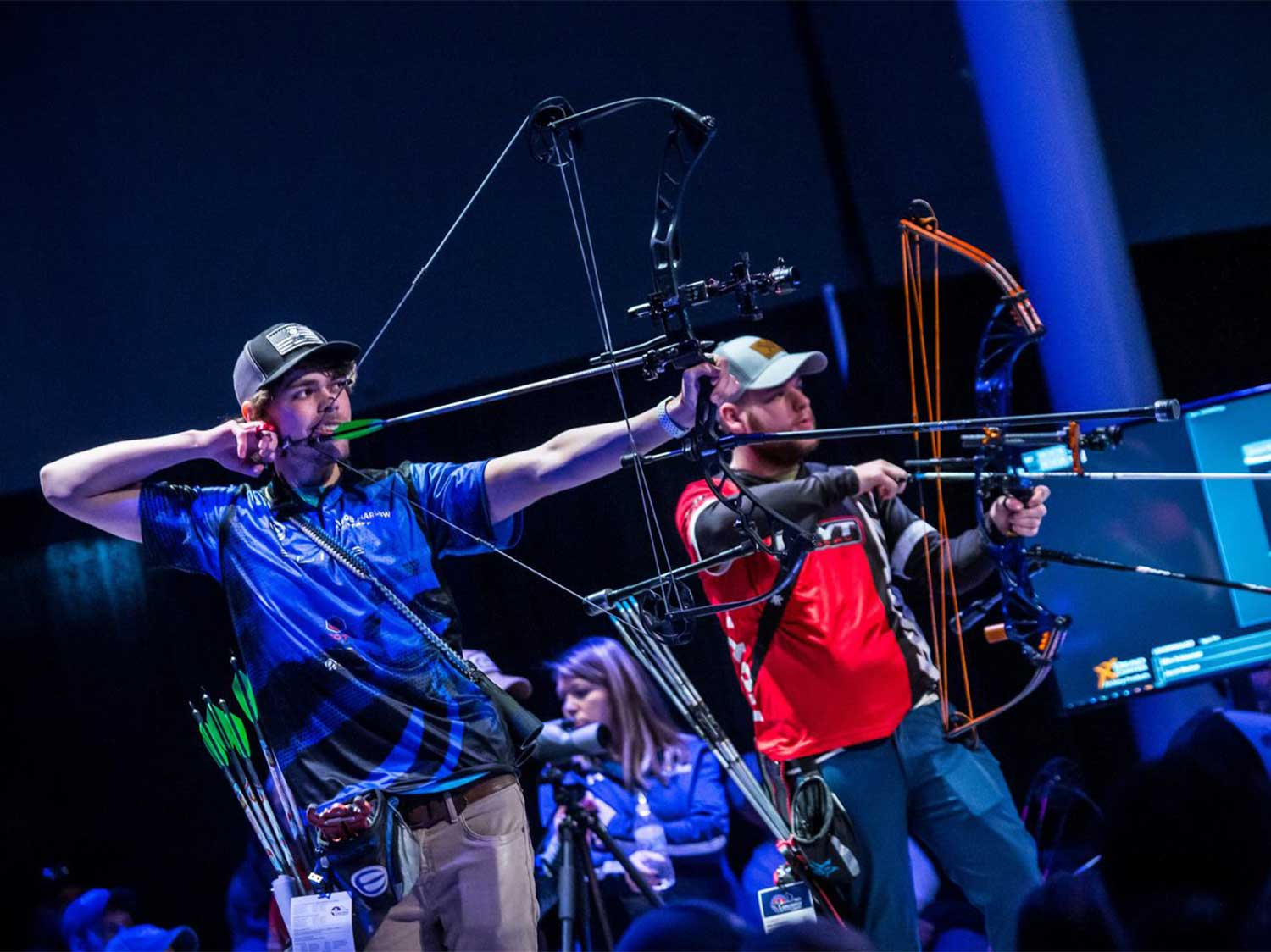 3 Archery Tournaments Where You Can Compete With the Pros