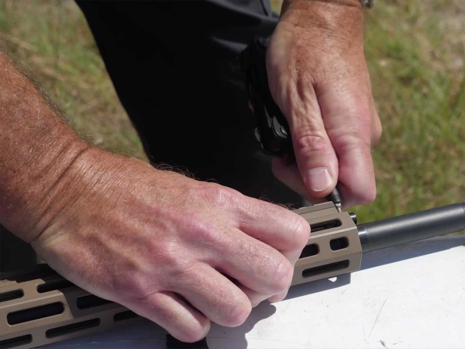 Tuning a Gas Block for Helicopter Shooting