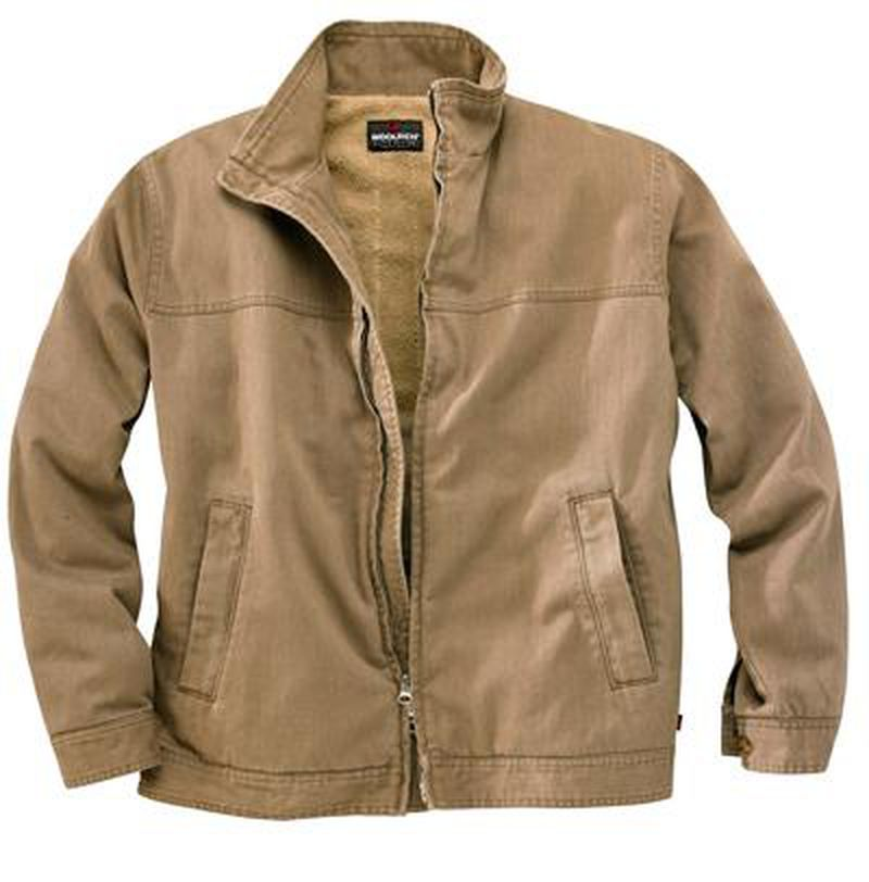 The Woolrich Tactical Jacket.