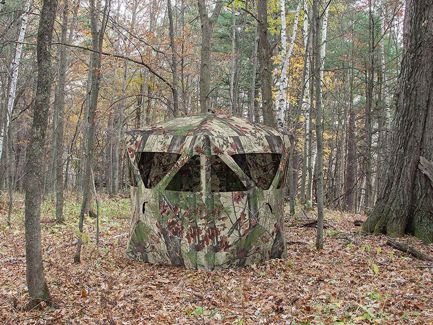 3 Things to Consider Before Buying a Ground Blind
