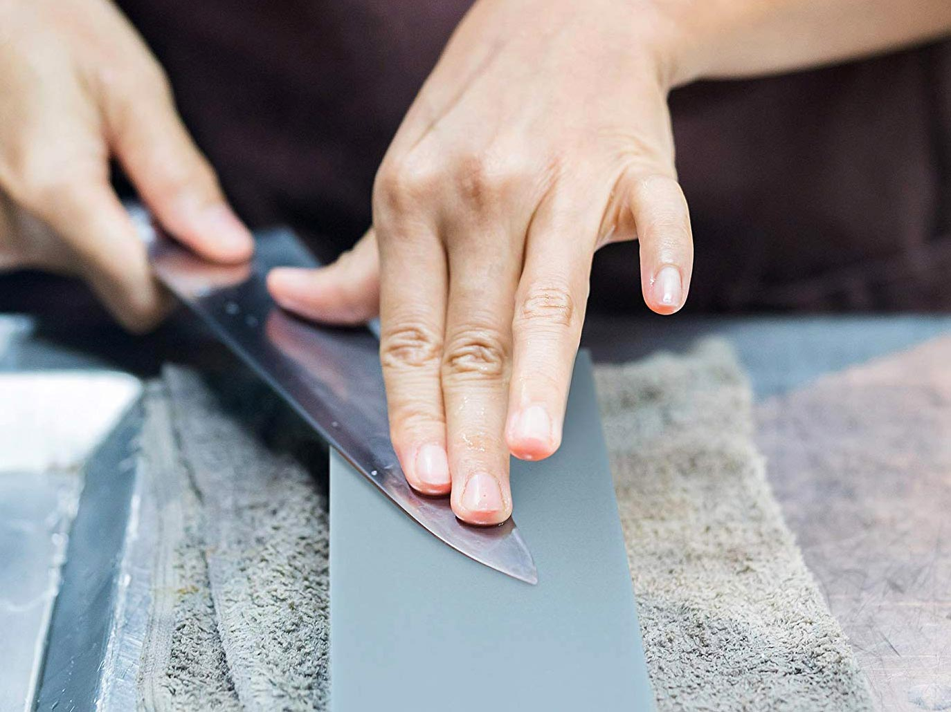 Three Keys to Using a Sharpening Stone