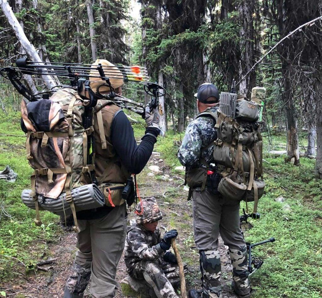 written hunt plan