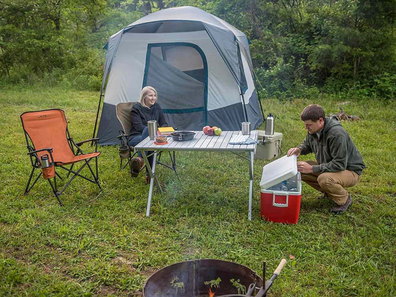 3 Camp Tables for Every Occasion