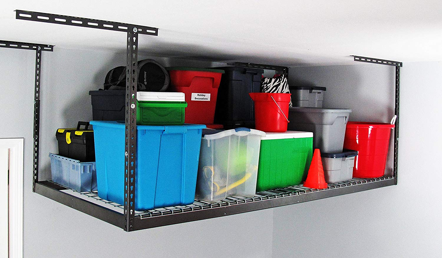 How to Organize Gear with Overhead Storage