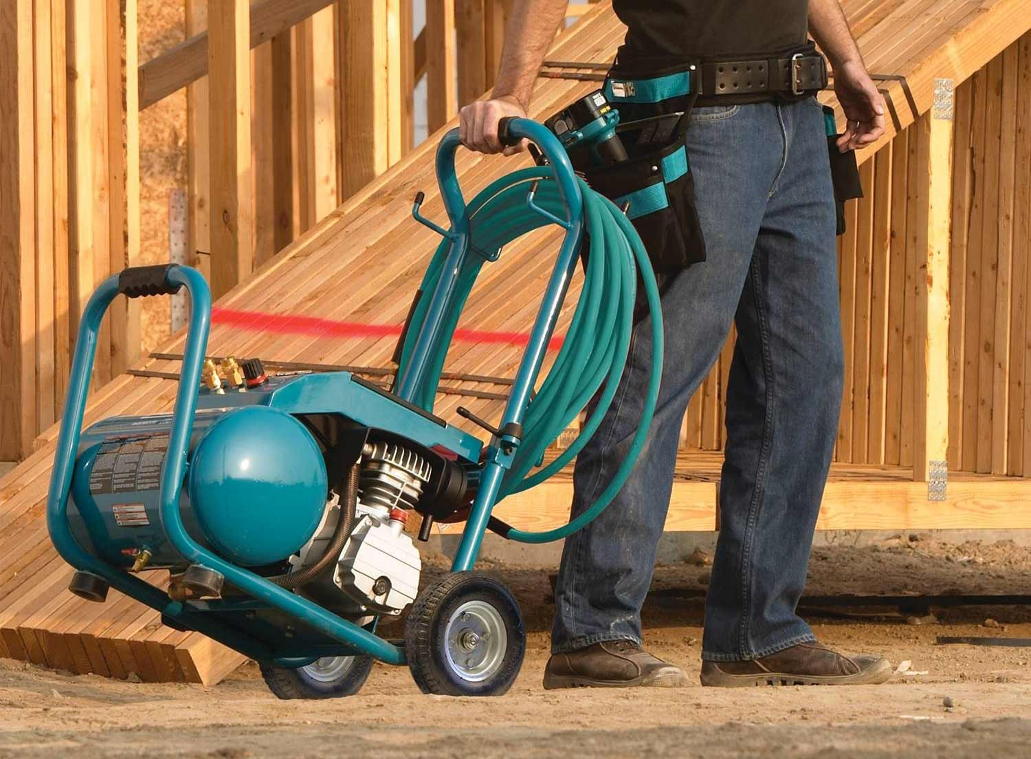 Three Reasons to Own a Portable Air Compressor