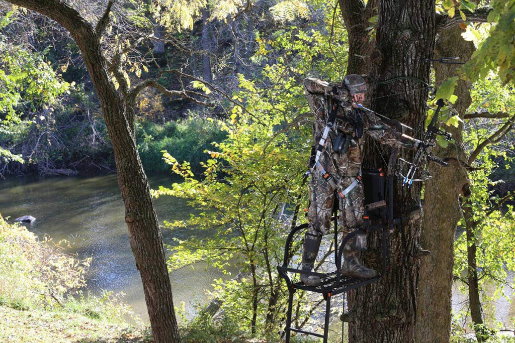 How to Select a Treestand that's Right for You