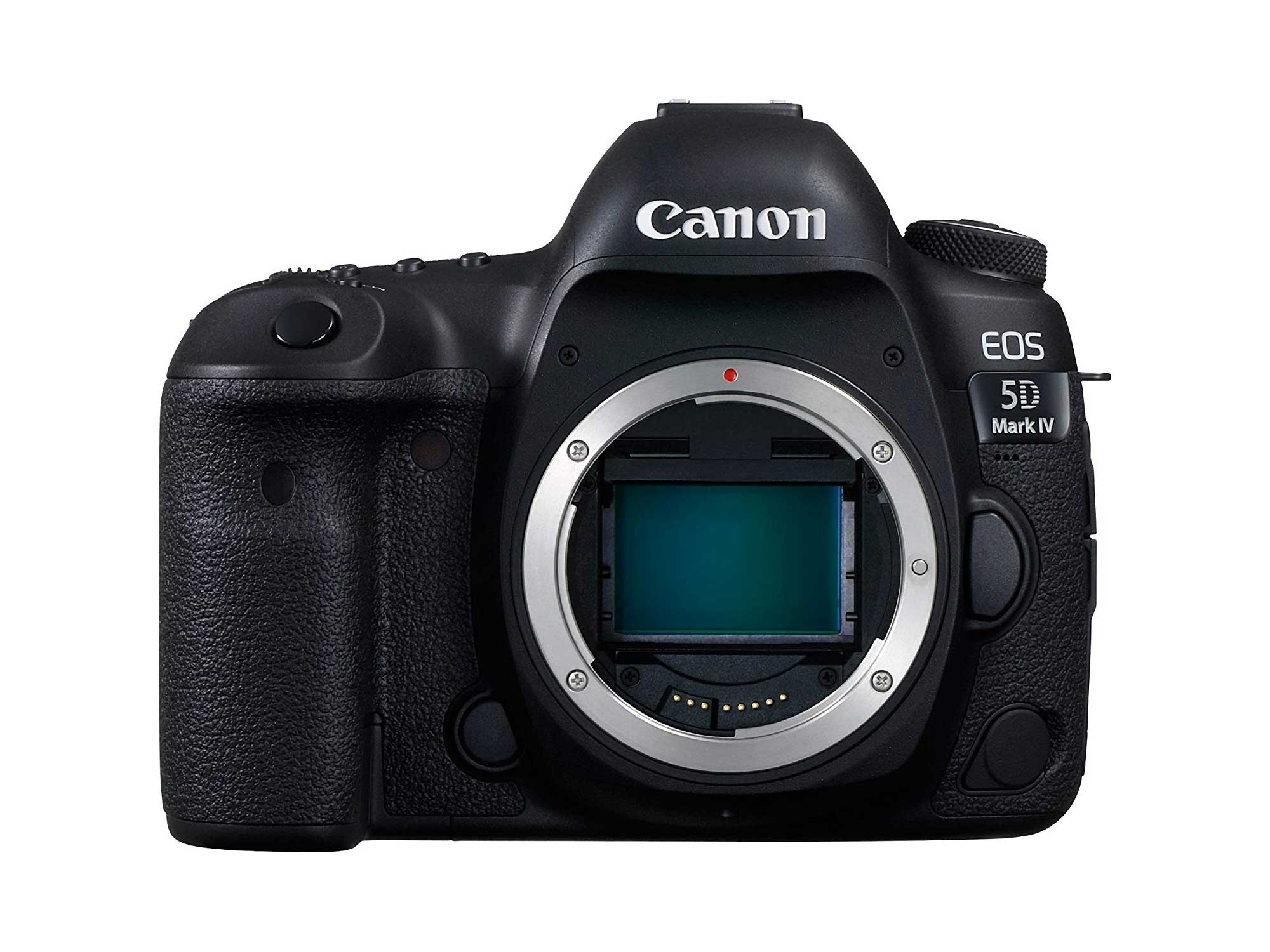 Canon EOS digital camera