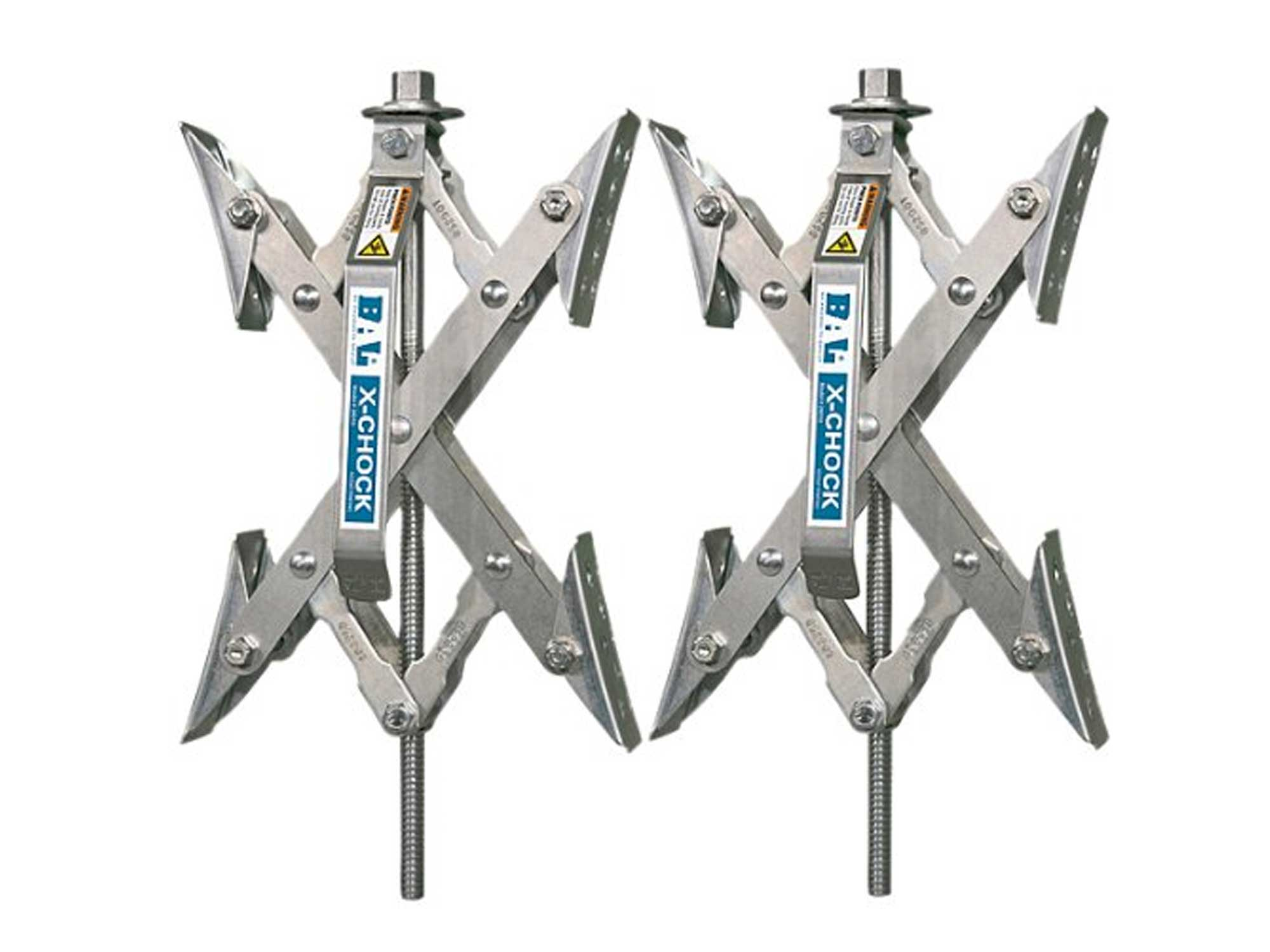 x chock wheel stabilizer