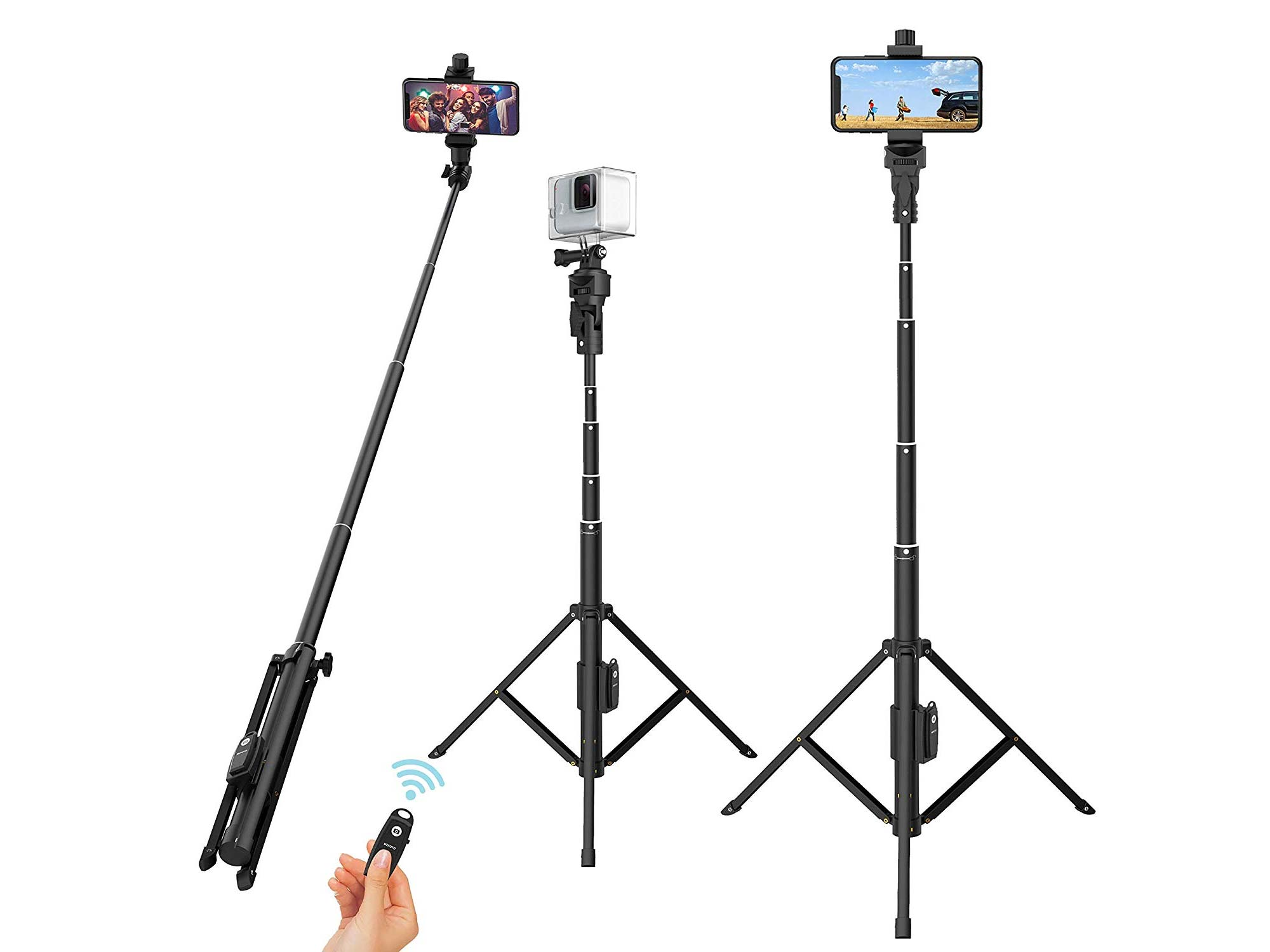 5 Features You Need in a Camera Tripod