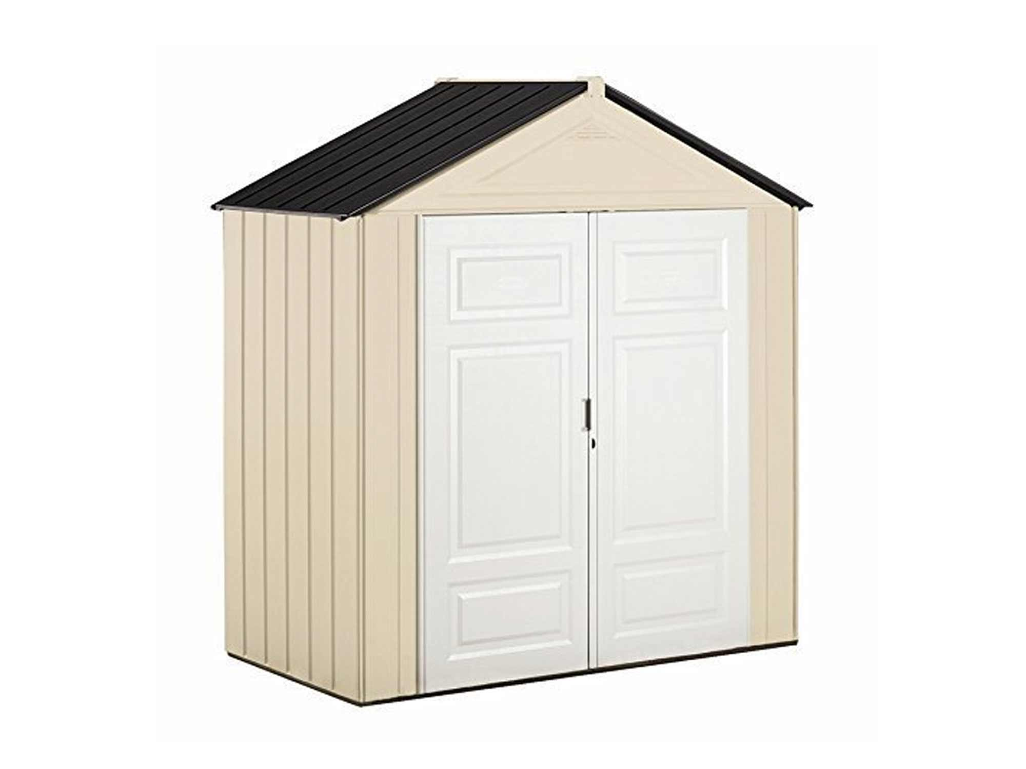 Rubbermaid outdoor shed
