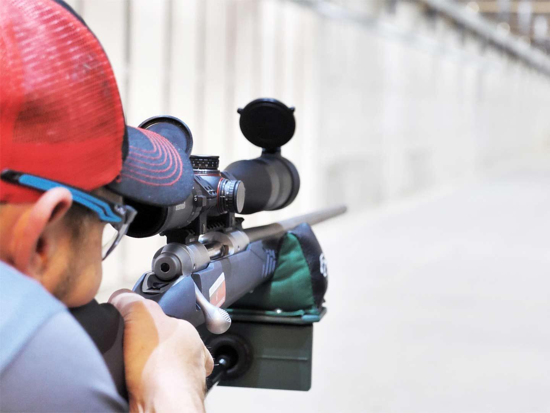The Preserve: Shooting at the Longest Underground Indoor Range in the U.S.