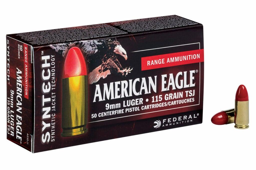 american eagle syntech ammo