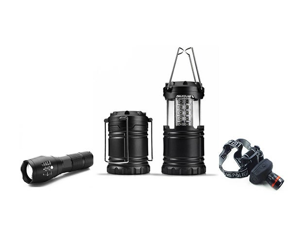 All the camping light you need for one low price