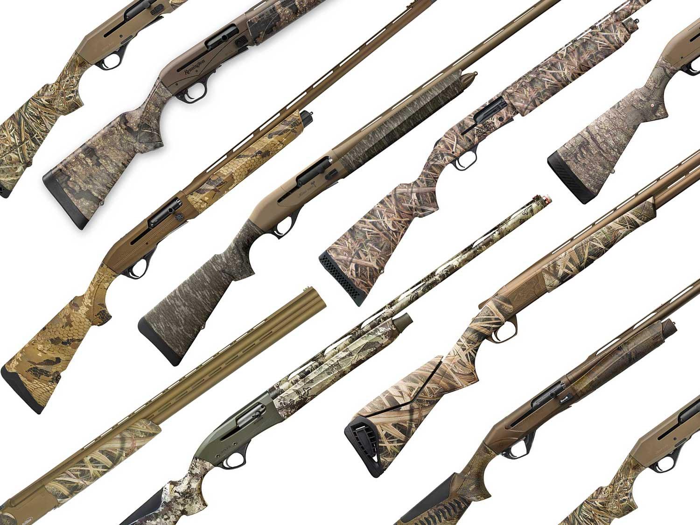 11 Tough, Purpose-Built Waterfowl Shotguns