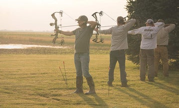 3 Bowhunting Drills That Will Help You Beat Buck Fever