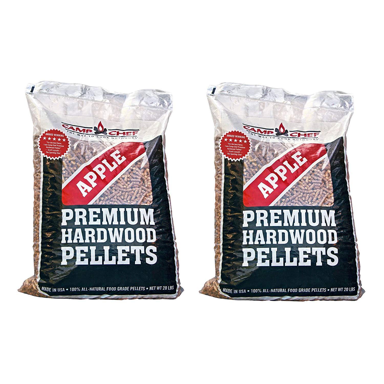 Camp Chef Smoker Grill Premium Apple Hardwood Pellets