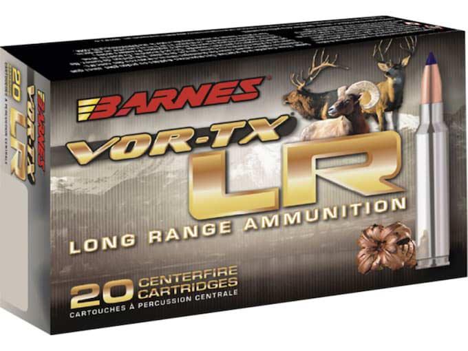 Barnes VOR-TX 127-grain Lead Free
