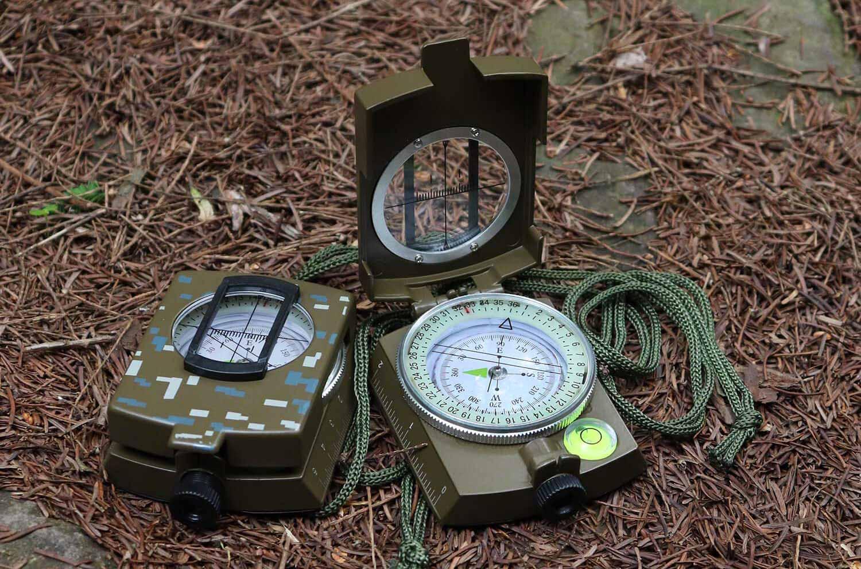 3 Basic Compass Skills Everyone Should Learn