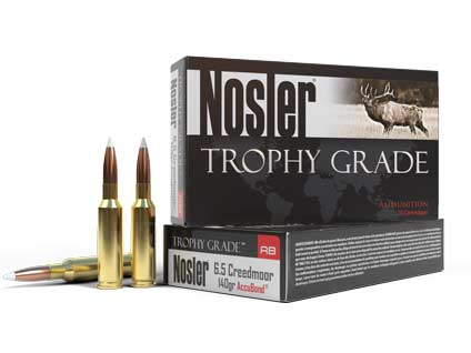 Nosler Trophy Grade 140-grain Accubond