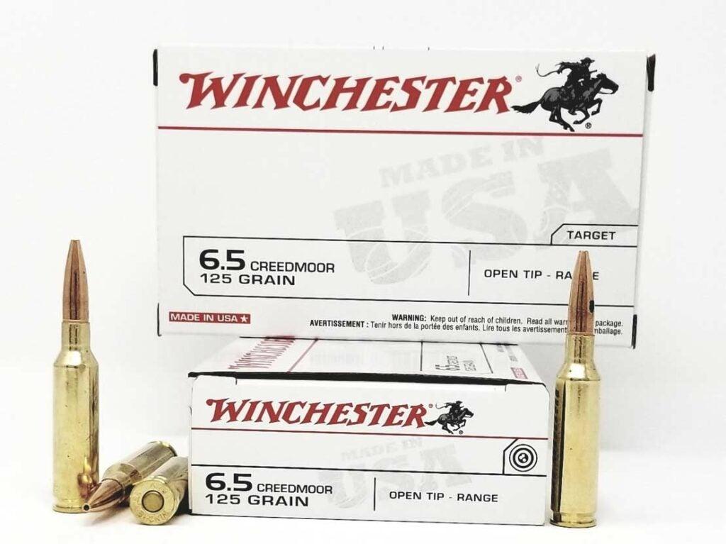 Winchester 125-grain Open-Tip Range