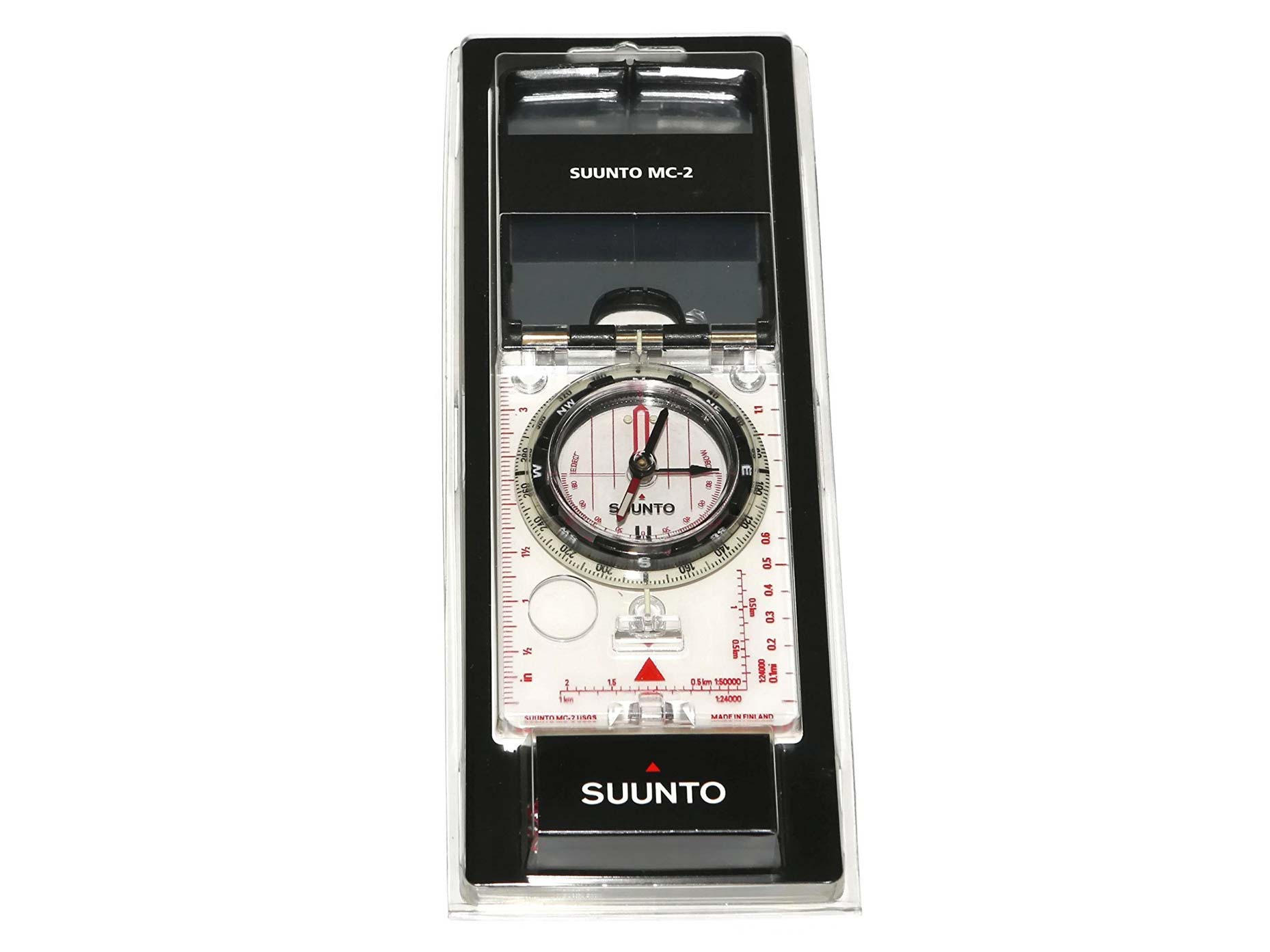 Suunto steel compass