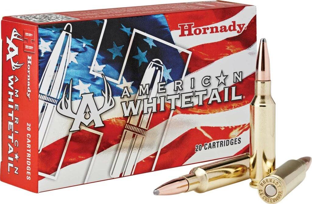 Hornady 129-grain American Whitetail