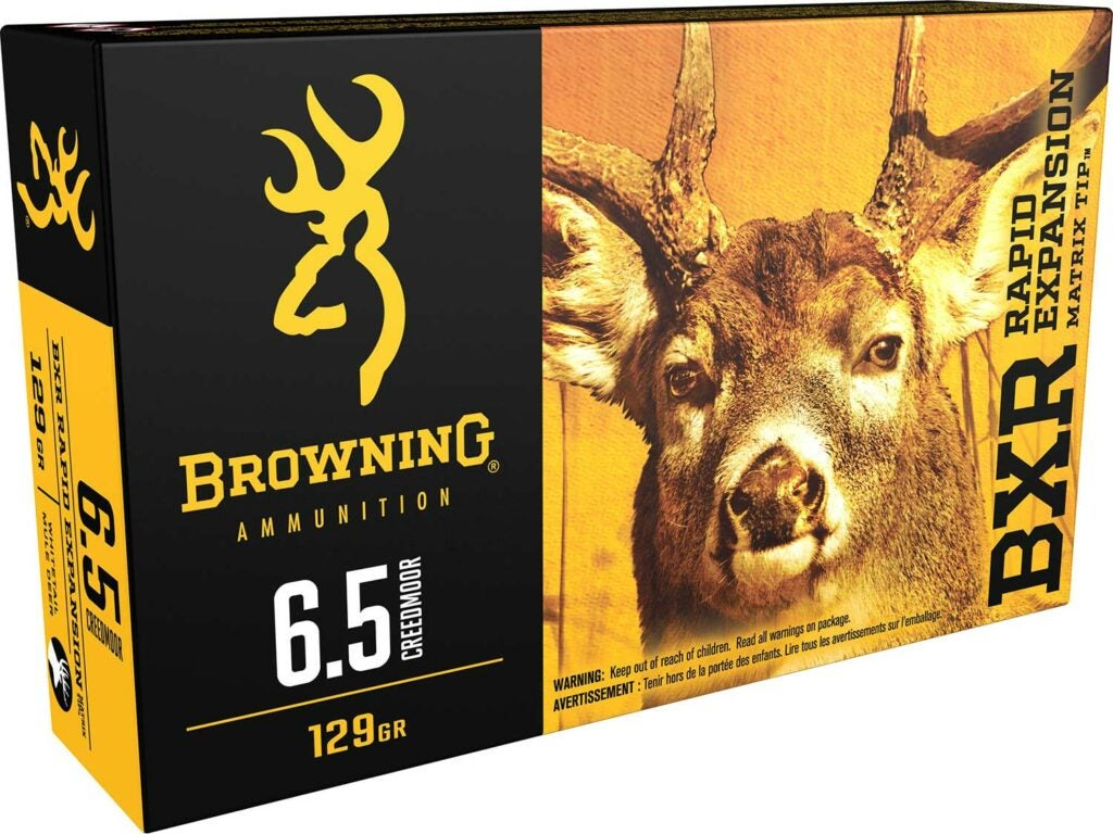 Browning 129-grain VXR