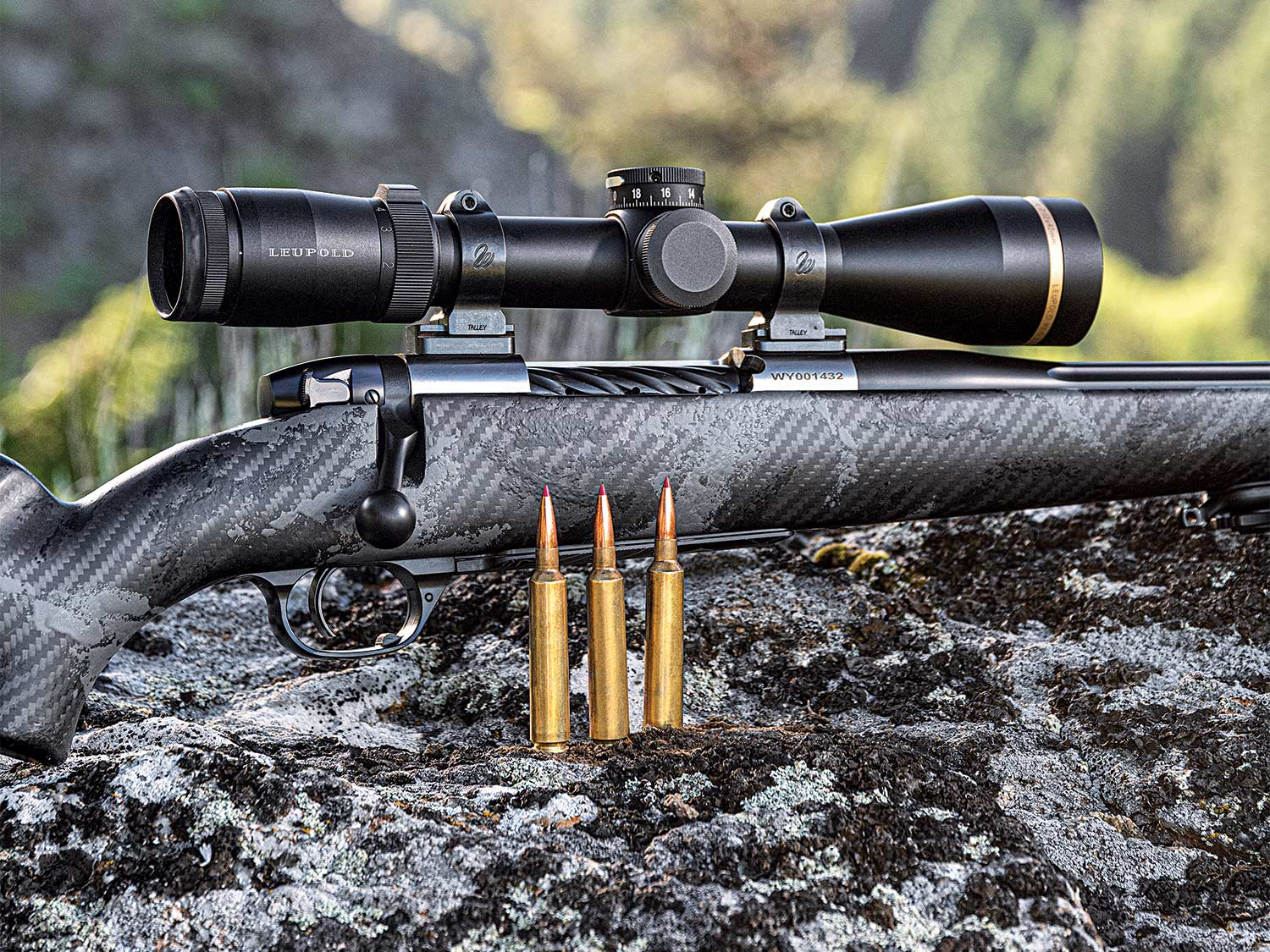 Weatherby's Mark V Backcountry Ti in the New 6.5 RPM