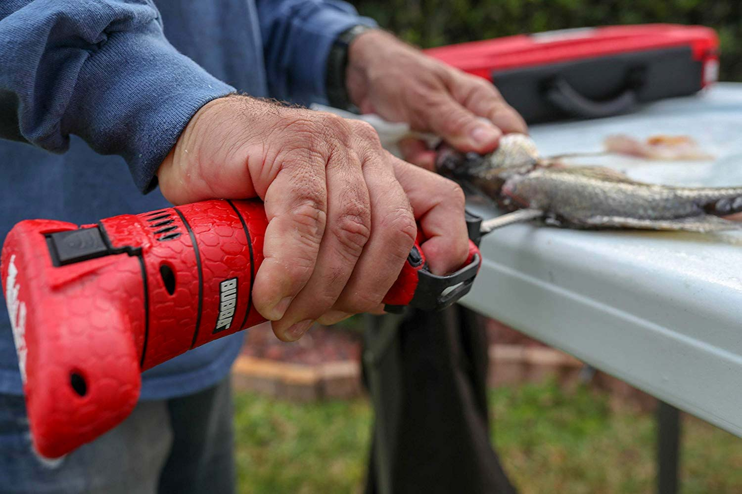 Three Keys to Selecting Your Next Electric Fillet Knife