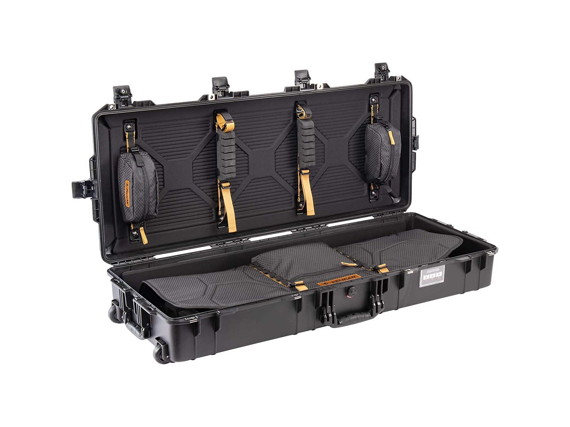 Pelican bow case