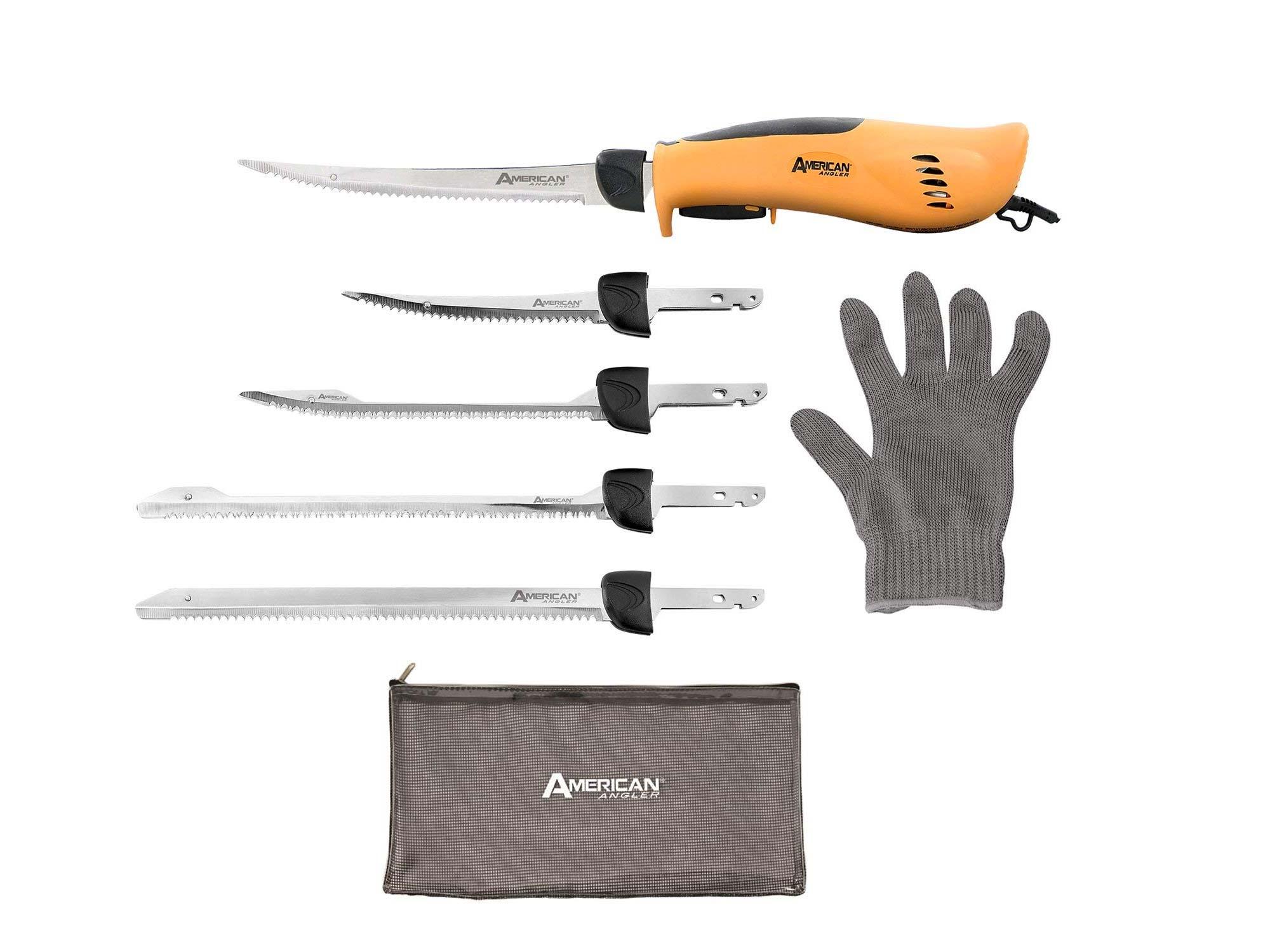 American Angler corded fillet knife
