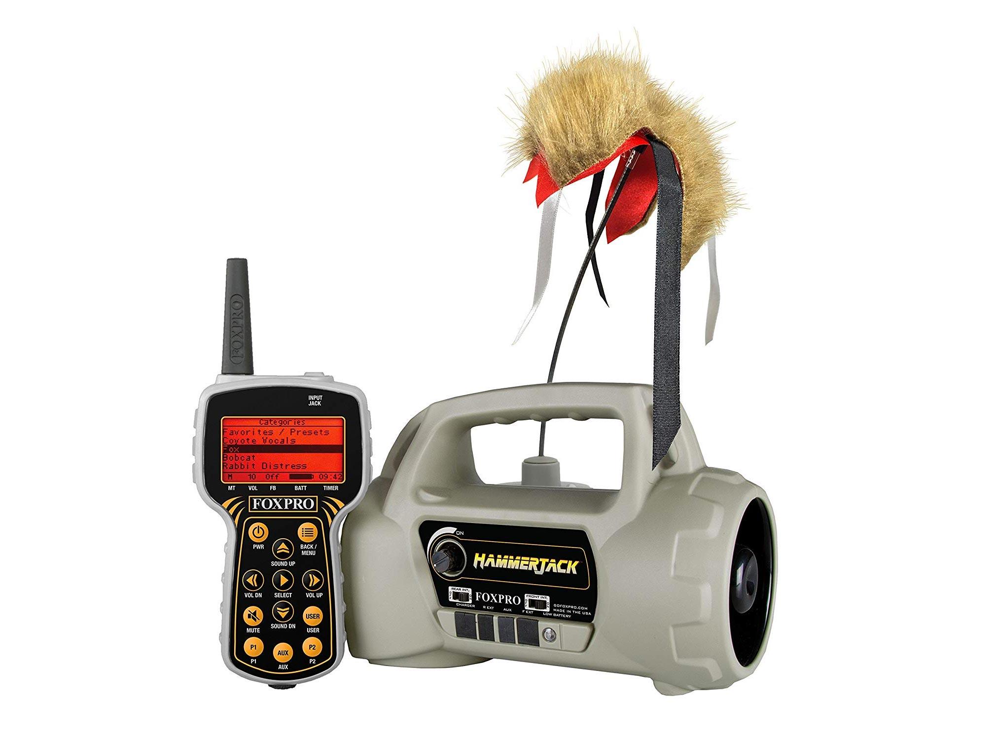 Foxpro predator call