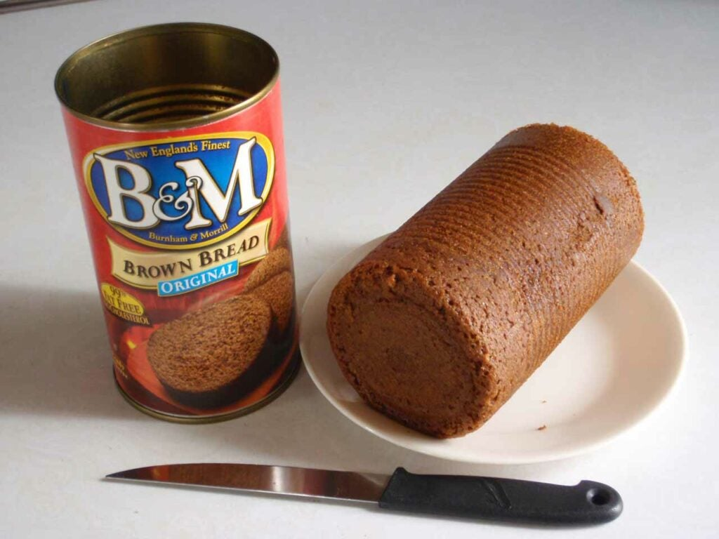 b and m brown bread
