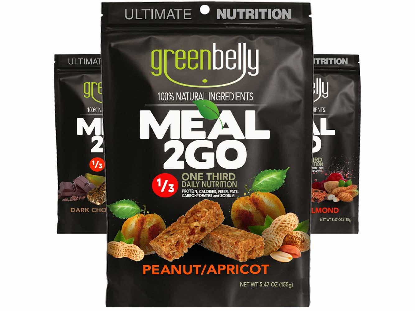 Greenbelly stoveless backpacking meals