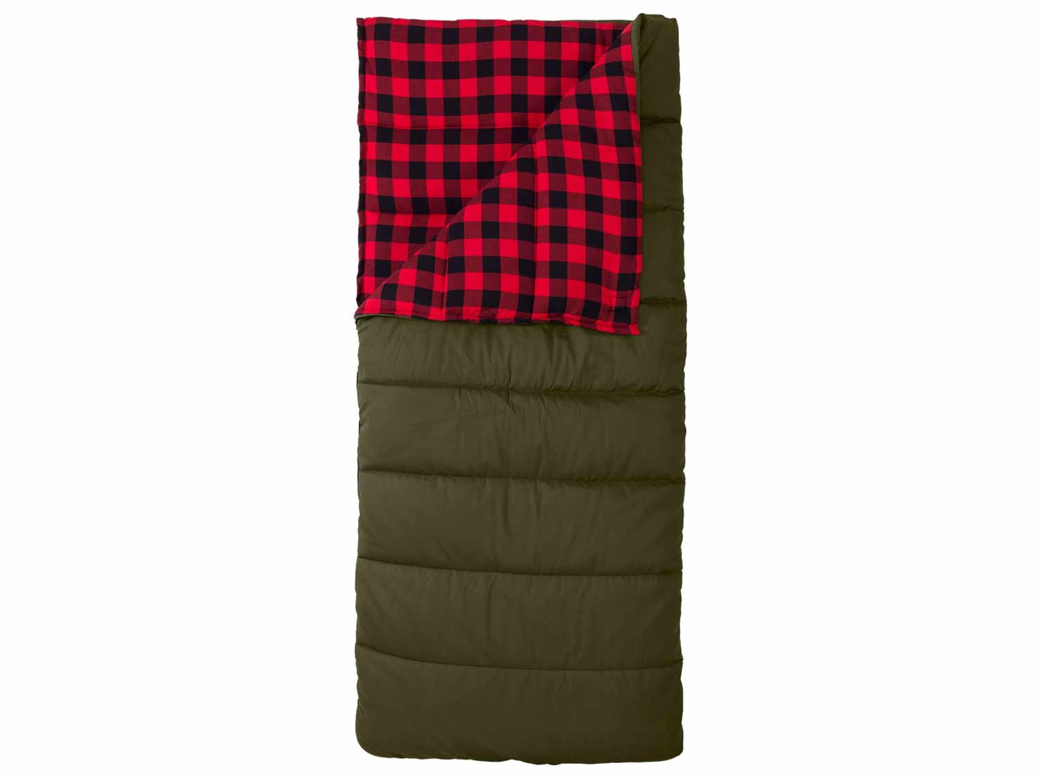 0-degree Rouge Expedition Canvas sleeping bags