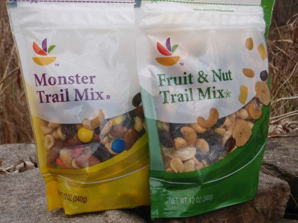 monster fruit and nut trail mix