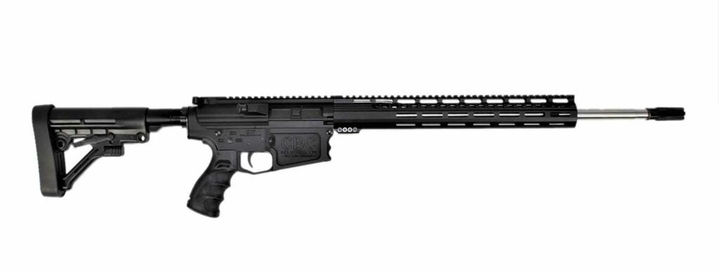 CBC Industries AR-10 6.5 Creedmoor