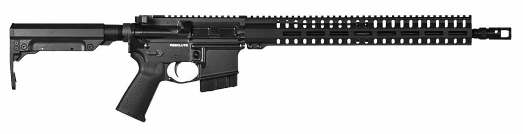 CMMG Resolute 300 AR-15 chambered in 350 Legend