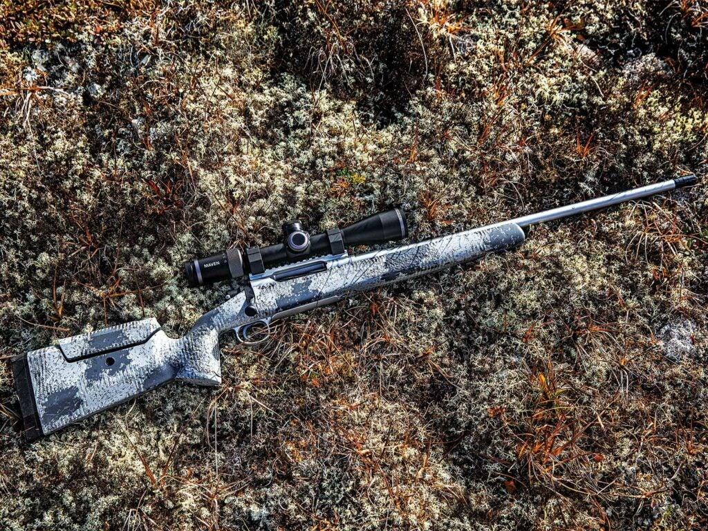Shilen DGR action rile used for elk hunting